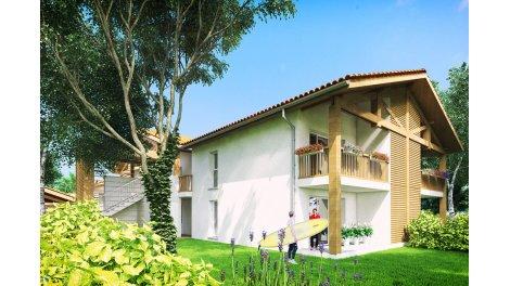 Appartement neuf Vieux Boucau éco-habitat à Vieux-Boucau-les-Bains