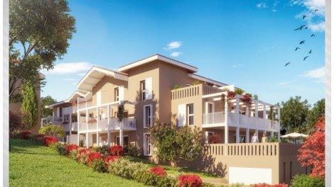 Appartements neufs Bayonne Polo Beyris éco-habitat à Bayonne