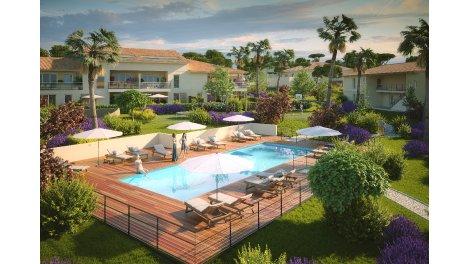 Appartement neuf Les Terrasses d'Azur à Sanary-sur-Mer