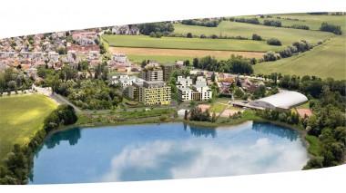 Appartements neufs Les Rives du Bohrie investissement loi Pinel à Ostwald