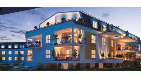Appartement neuf Les Terrasses de l'Etoile d'Argent investissement loi Pinel à Wittelsheim