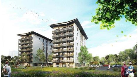 Appartement neuf Résidence Soho investissement loi Pinel à Toulouse