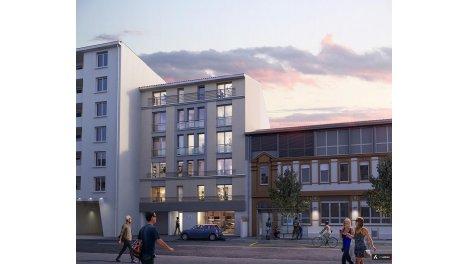 Appartement neuf L'Ecrin de Martin investissement loi Pinel à Toulouse