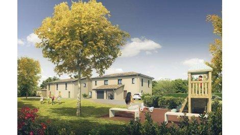 Maisons neuves Les Villas Caribéa investissement loi Pinel à Biganos