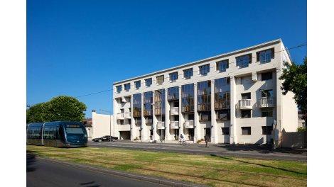 Appartement neuf Résidence Saint-Augustin à Bordeaux
