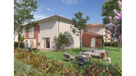 Maisons neuves Les Villas Bleuet à Saint-Orens-de-Gameville