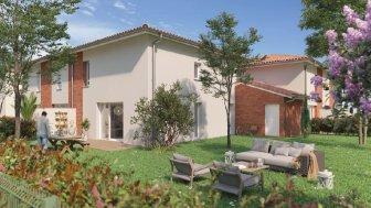 """Programme immobilier du mois """"Les Villas Bleuet"""" - Saint-Orens-de-Gameville"""
