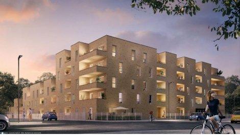 Appartement neuf Résidence Novellia à Villenave-d'Ornon