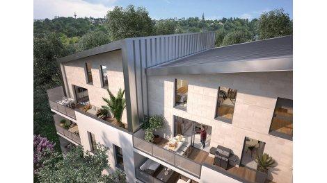 Appartement neuf L'Ecrin d'Achillée à Bordeaux