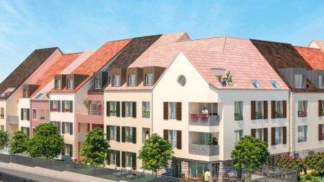 Appartement neuf Les Jardins d'Angélys investissement loi Pinel à Brou-sur-Chantereine