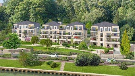 Appartement neuf Les Rives de la Marne investissement loi Pinel à Bry-sur-Marne