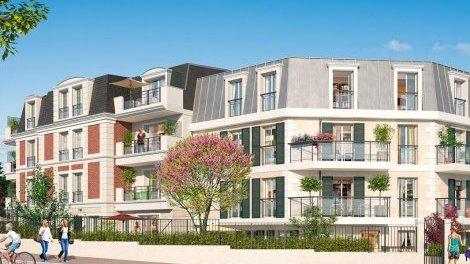 Appartement neuf Les Résidences du Golf à Garches
