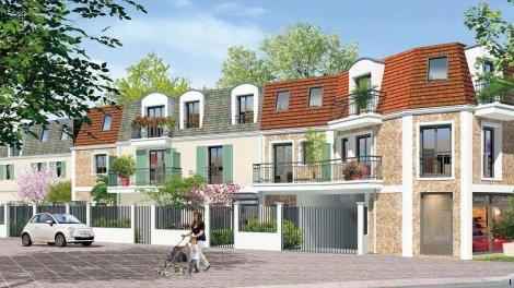 Appartements et maisons neuves Le Wedge à Garches
