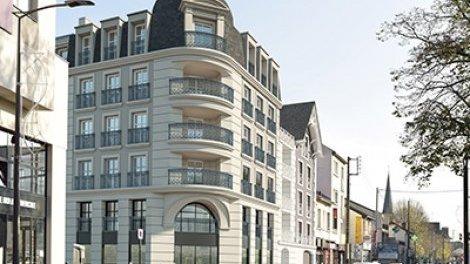Appartement neuf Le Bel Canto investissement loi Pinel à Le Blanc Mesnil