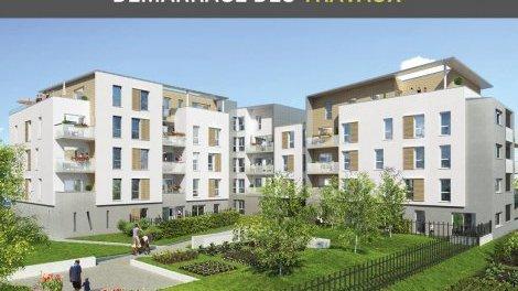 Appartement neuf Floréa éco-habitat à Melun