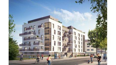 Appartement neuf Annecy Éco Quartier Vallin-Fier investissement loi Pinel à Annecy