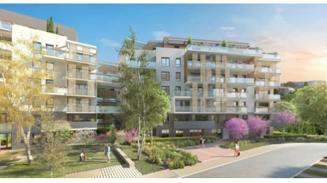 Appartement neuf Annecy-le-Vieux investissement loi Pinel à Annecy-le-Vieux