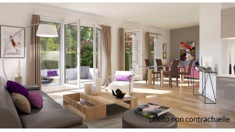 Appartement neuf Annemasse 1 investissement loi Pinel à Annemasse