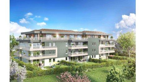 Appartement neuf Argonay au Calme investissement loi Pinel à Argonay