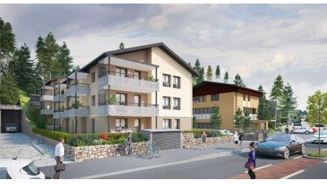 Appartement neuf Bonne M1 investissement loi Pinel à Bonne