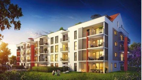Appartement neuf Bonneville M1 investissement loi Pinel à Bonneville