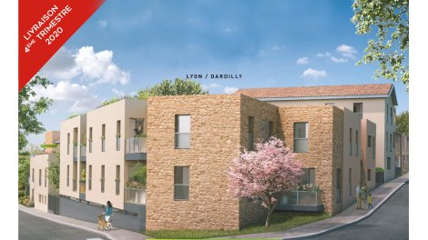 Appartement neuf Dardilly Quartier Calme et Résidentiel investissement loi Pinel à Dardilly