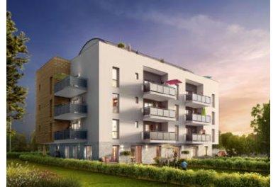 Appartement neuf Francheville Quartier Bel Air investissement loi Pinel à Francheville