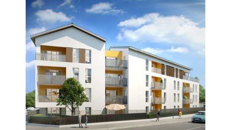 Appartement neuf Grigny Centre investissement loi Pinel à Grigny