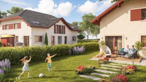 Appartement neuf Hauteville-sur-Fier à 4 km de Rumilly à Hauteville-sur-Fier
