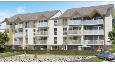 investissement immobilier à La Balme-de-Sillingy