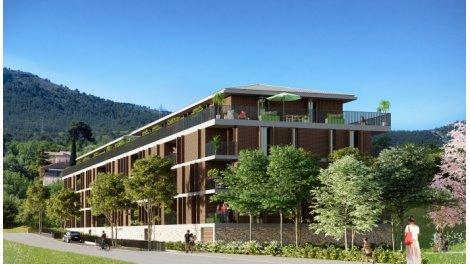 Appartement neuf La Penne-sur-Huveaune M2 à La Penne-sur-Huveaune