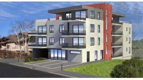 Appartement neuf La Roche sur Foron M1 investissement loi Pinel à La Roche sur Foron