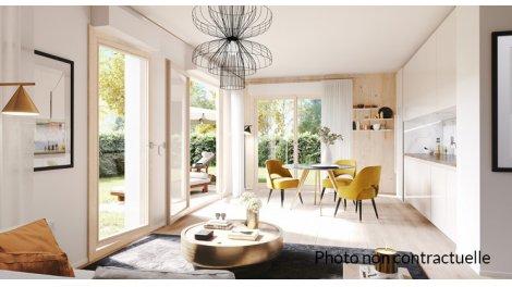 Appartement neuf La Roche sur Foron en Lisière du Centre-Ville investissement loi Pinel à La Roche sur Foron