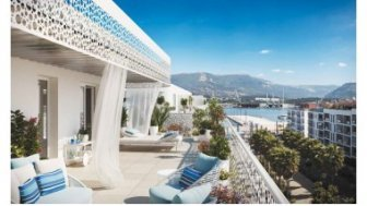 Appartements neufs La Seyne-sur-Mer M3 éco-habitat à La Seyne-sur-Mer
