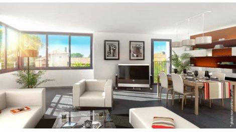 Appartement neuf Longjumeau Coeur de Ville investissement loi Pinel à Longjumeau