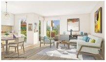 Appartements neufs Lyon 3 M1 investissement loi Pinel à Lyon 3ème