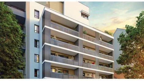 Appartement neuf Lyon 8 Quartier Montplaisir à Lyon 8ème