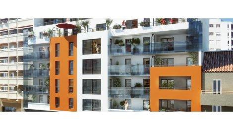 Appartement neuf Marseille 4 Place des Chartreux à Marseille 4ème