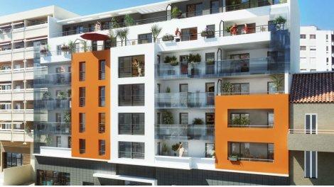 Appartement neuf Marseille 4 Chartreux 2 à Marseille 4ème