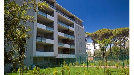 Appartement neuf Marseille 9 Parc National des Calanques à Marseille 9ème