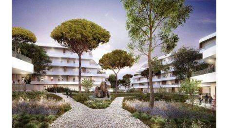 Appartement neuf Marseille 9 Parc Cervantès à Marseille 9ème