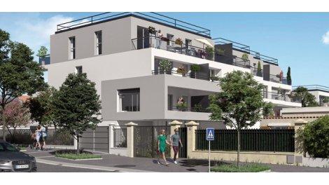 Appartement neuf Marseille 9 Ste Marguerite Résidence de Privilège investissement loi Pinel à Marseille 9ème