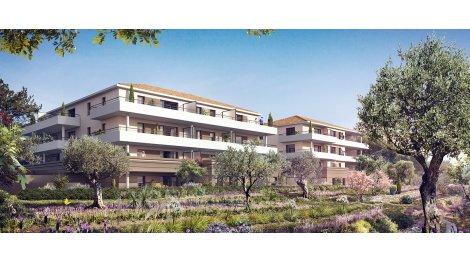 Appartement neuf Marseille 11 Parc de la Buzine investissement loi Pinel à Marseille 11ème