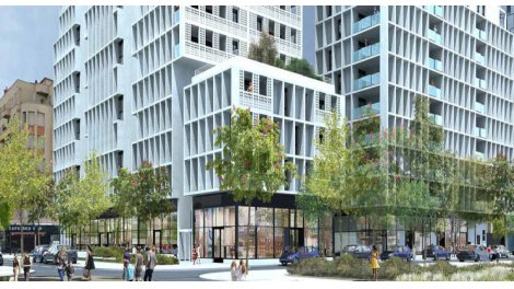 Appartement neuf Marseille 12 Euromed 2 investissement loi Pinel à Marseille 12ème