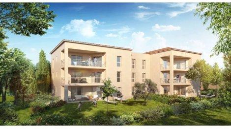 Appartement neuf Marseille 12 Secteur Montolivet investissement loi Pinel à Marseille 12ème