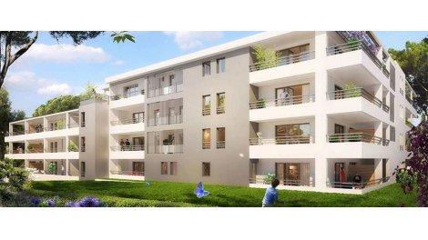 Appartement neuf Marseille 13 M3 investissement loi Pinel à Marseille 13ème