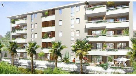 Appartement neuf Marseille 15 Quartier de la Cabucelle à Marseille 15ème