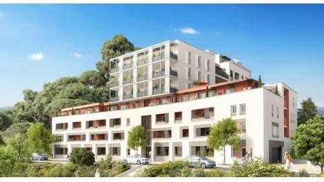 Appartement neuf Marseille 14 M1 investissement loi Pinel à Marseille 14ème