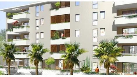 Appartement neuf Marseille 15 Euromed2 investissement loi Pinel à Marseille 15ème