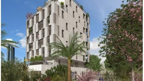 Appartement neuf Marseille 2 investissement loi Pinel à Marseille 2ème